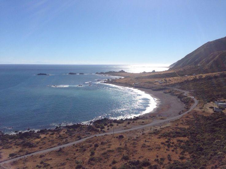 Cape Palliser by Auriga