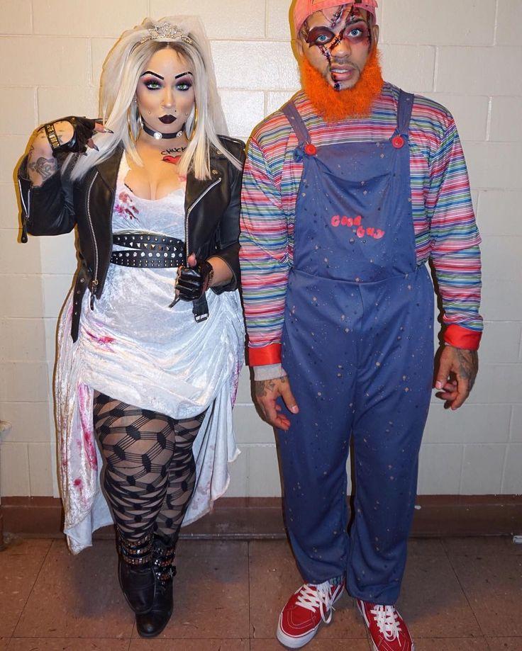 Inspiration & Accessories: DIY Plus Size Curvy Bride of Chucky Costume Idea