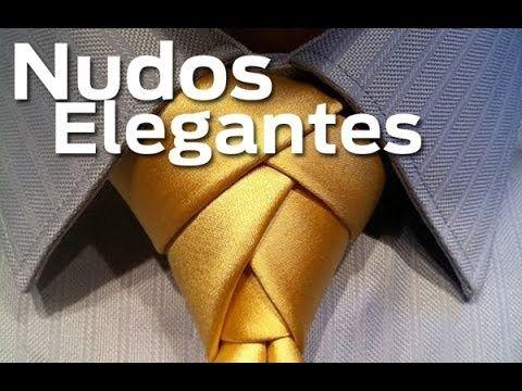La corbata y nudo que complementa a un hombre exitoso.Blog del Hombre