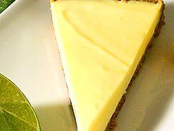 Key lime pie, Leilas recept (kock Leila Lindholm)