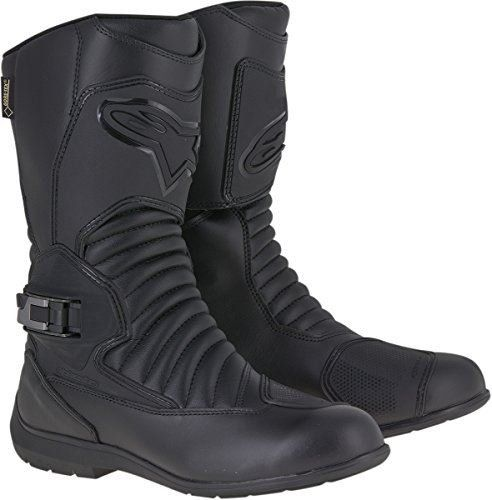 Alpinestars Supertouring Gore-Tex Mens Motorcycle Street Boots (Black EU Size 44) https://motorcyclejacketsusa.info/alpinestars-supertouring-gore-tex-mens-motorcycle-street-boots-black-eu-size-44/