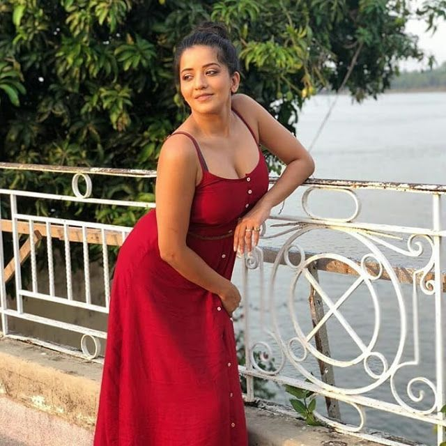 Monalisa Bhojpuri movie Actress hot sexy unseen latest cute