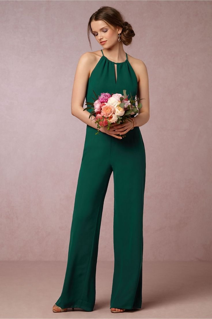 How about a Bridesmaid Jumpsuit?? LOVE!