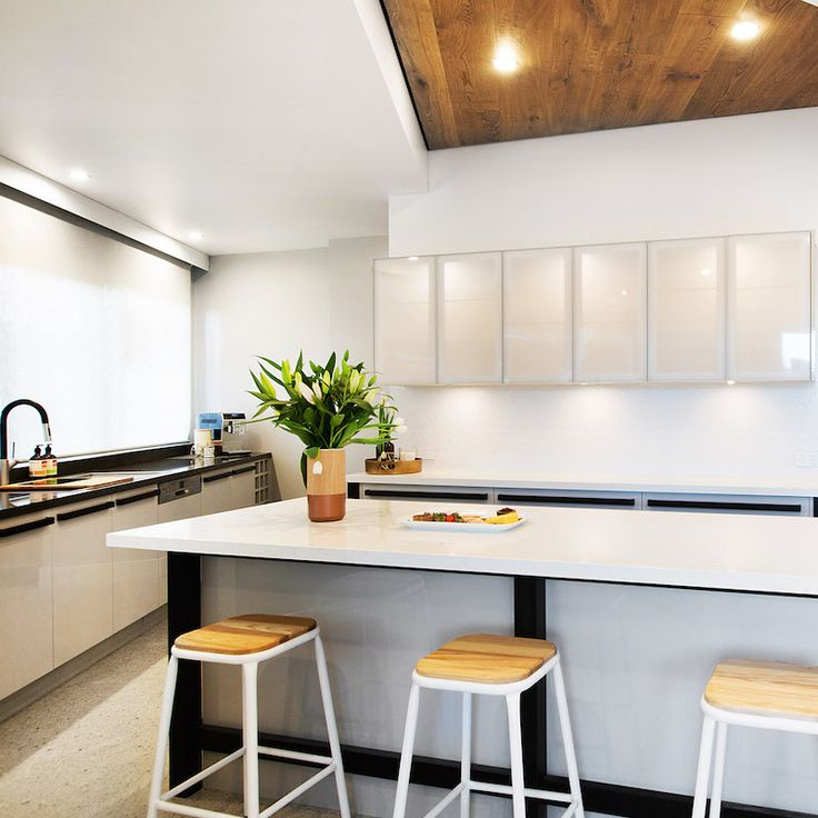 Luke & Ebony | Final Challenge Reveal 2 | Kitchen #theblock #theblockshop