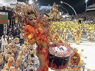 Mocidade Alegre Samba School-São Paulo