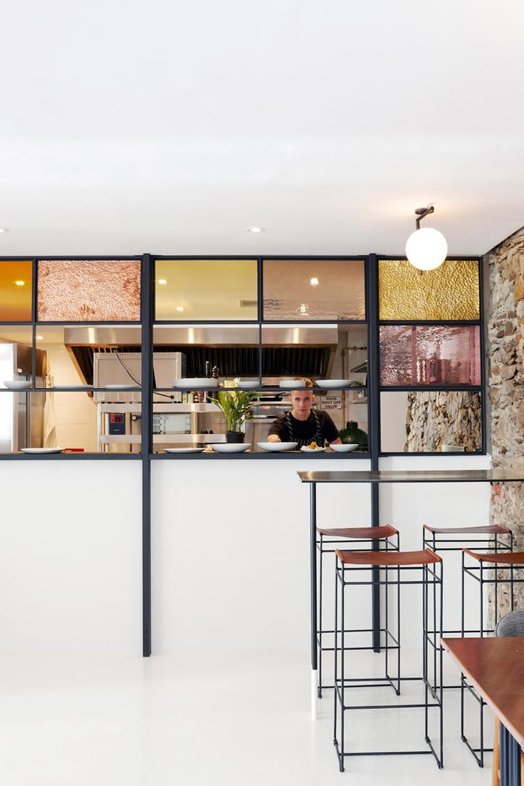 Cape Town Meets Brooklyn As Foodie Pals Hide A Real Treat Behind Pink Doors On