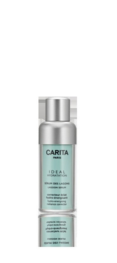 Carita Paris - Lagoon Serum: hydro-vitalising radiance corrector