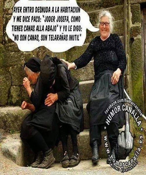 El abuelo y la abuela #humor #chistes #gracioso #risa ...