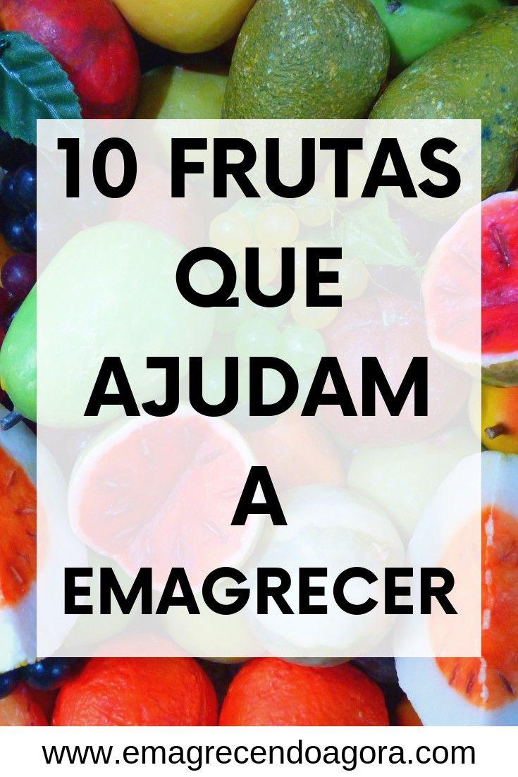 dieta de frutas para emagrecer rapido