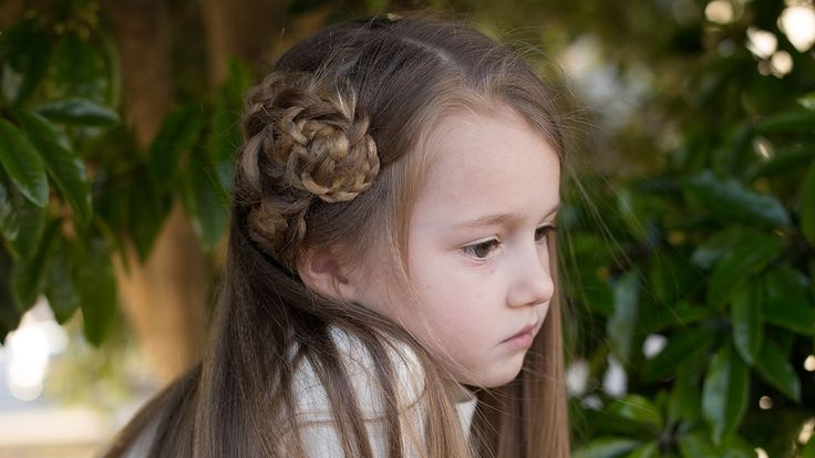 373 best images about Cute Girls Hairstyles {Videos} on