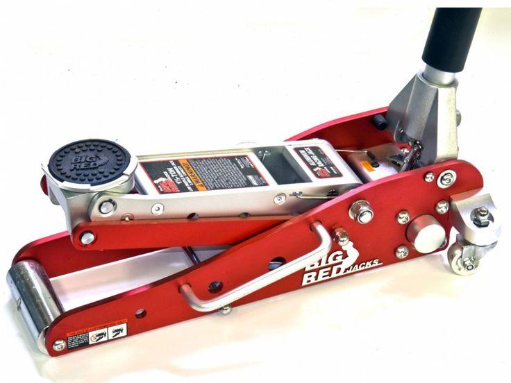 Krokodil emelő 1.5t,aluminium, Big Red