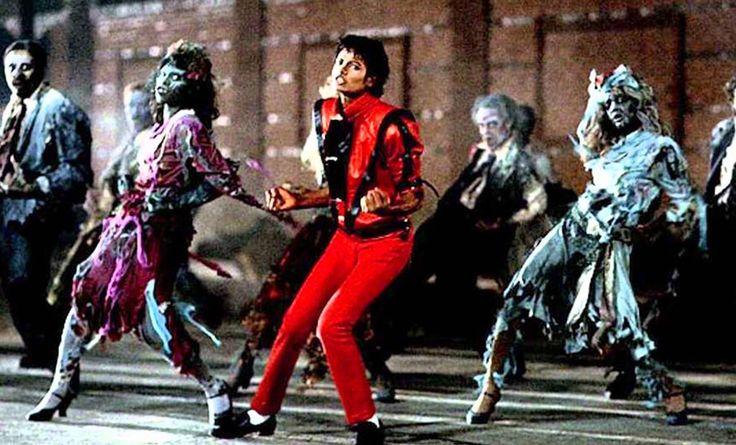 ©Thriller, de Michael Jackson.