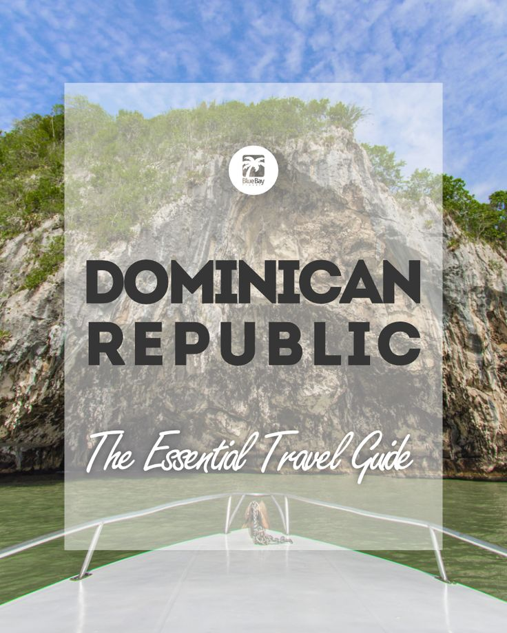With so many incredible things to take in, we've put together a few of the Dominican Republic's finest features so you wont miss a thing.