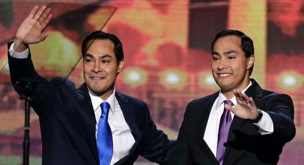 Julian Castro and Joaquin Castro are rising stars in the Democratic Party.