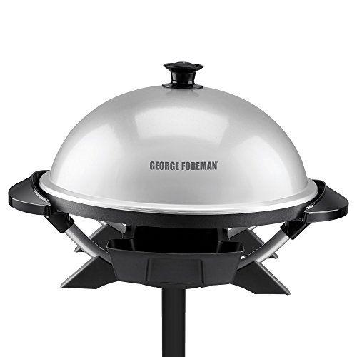 George Foreman GFO200S Indoor/Outdoor Electric Grill, Sil... https://www.amazon.com/dp/B00TQIUWZA/ref=cm_sw_r_pi_dp_xLZAxbX1002ZG