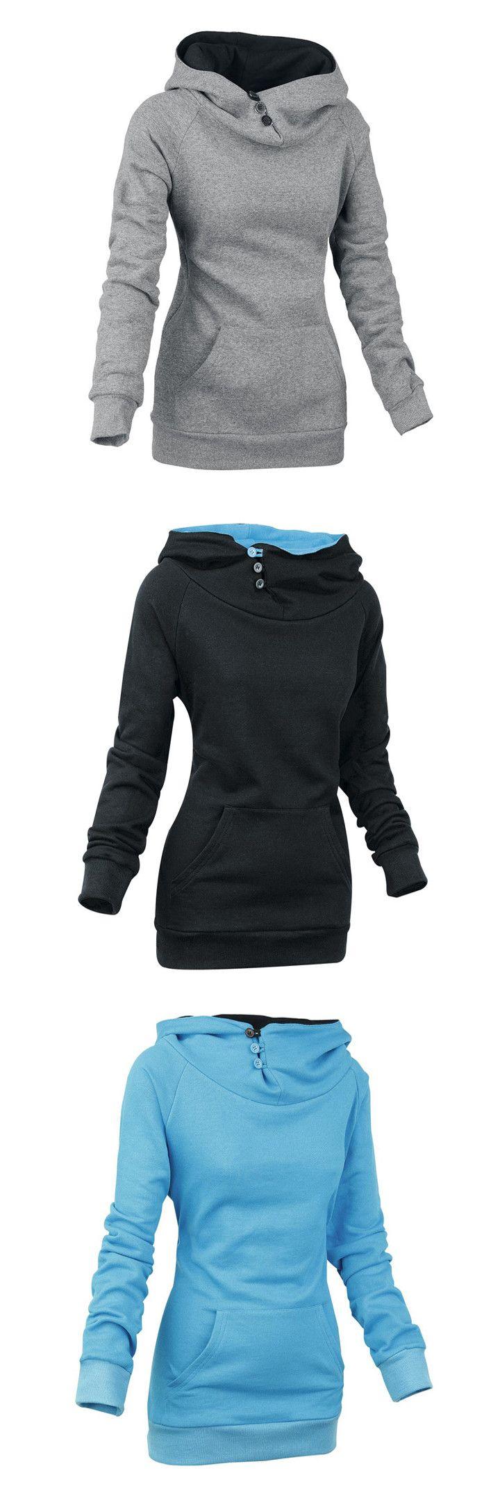 Love these! Hoodies  gray & black & blue