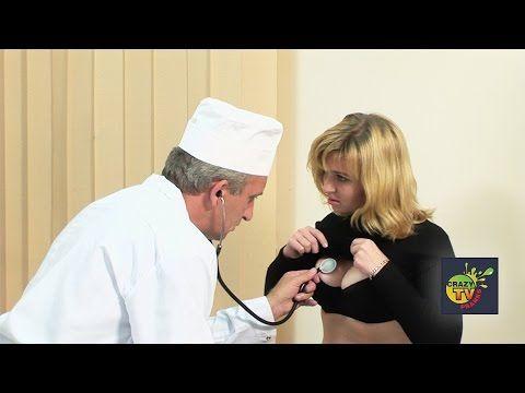 Sexy Stethoscope - Crazy TV Pranks - YouTube