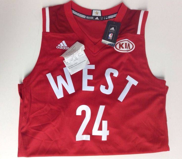 8970419a64f ... closeout adidas kobe bryant 2016 nba all star game toronto jersey size  small nwt from 44117