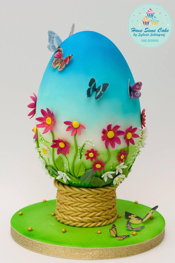 212 best Cakes - Holidays images on Pinterest | July 4th, Cake art ...