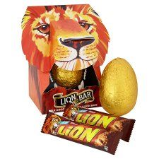 Lion Bar Chocolate Retro Easter Egg 200G