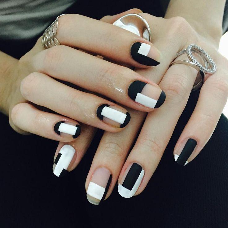 17 Best Ideas About Minimalist Nails On Pinterest