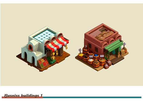 Elmadina (Buildings) on Behance