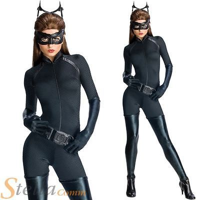 Deluxe ladies #catwoman batman dark knight #rises halloween fancy dress #costume,  View more on the LINK: 	http://www.zeppy.io/product/gb/2/111249265904/