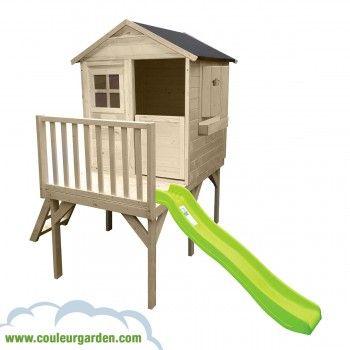 63 best images about jeux jardin on pinterest cubby. Black Bedroom Furniture Sets. Home Design Ideas