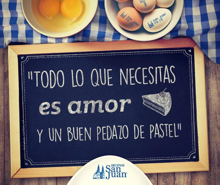 #FrasesGastronómicas #Frases #Cocina #HuevoSanJuan