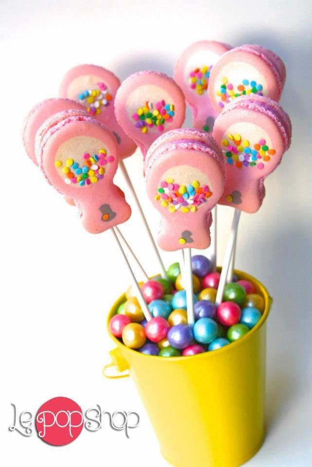 Best 47 sprinkle splendor images on pinterest food and drink for Balloon decoration machine