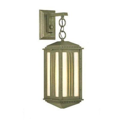"Parisian PE4400 Series 27.25"" Wall Lantern Finish: Architectural Bronze by Melissa Lighting. $406.99. PE455041-AB Finish: Architectural Bronze Features: -Wall lantern.-Opal glass panel.-Electronic ballast EBPL:13-26-32(four pin).-UL listed. Options: -Available in Black, White, Old Iron, Architectural Bronze, Rusty Nail, Old Bronze, Old World, Aged Silver, Patina Bronze and Old Copper finishes. Construction: -Cast aluminum construction. Specifications: -Accommod..."