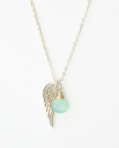 Miscarriage Necklace for March Loss