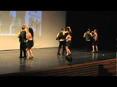 Bachata - Coreografia Stand By Me - YouTube