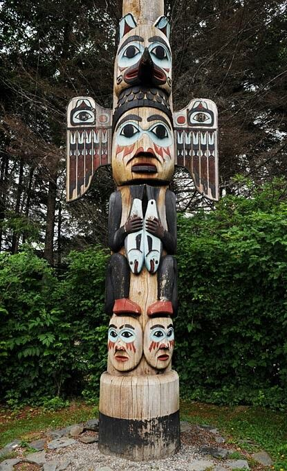 26 Best NW Coast Totems Images On Pinterest