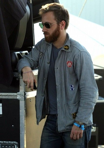 Dan Auerbach of The Black Keys.  Going to see these guys in a month. STOKED.