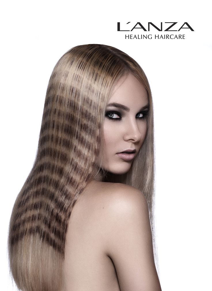 Hair Color Blocking Patterns Todayss