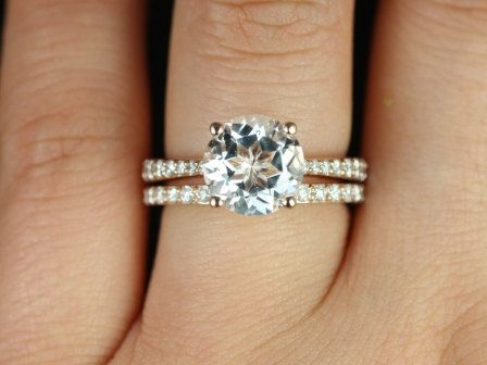 Love this princess cut! Reminds me of my moms wedding ring