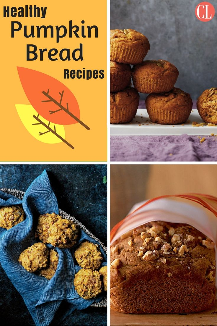 Muffins, loafs, biscuits, and scones—we have a pumpkin bread recipe for every fall occasion. | Cooking Light