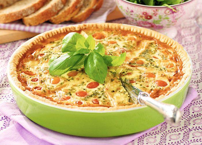 Det är alltid rätt med paj – till lunch, middag och buffé.