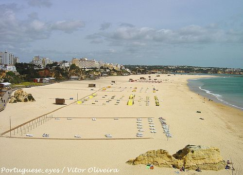Praia da Rocha - Portugal