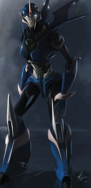 Arcee from Transformers Prime.