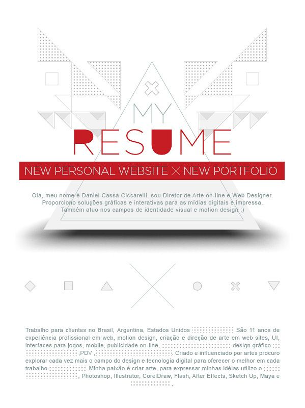 Best 25+ My resume ideas on Pinterest My cv, Graphic design cv - my resume
