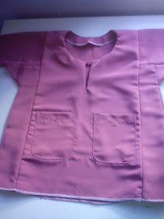 bila hati berbicara: tutorial menjahit baju melayu kanak-kanak