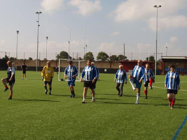 Tournament warm up (Gloucestershire FA)