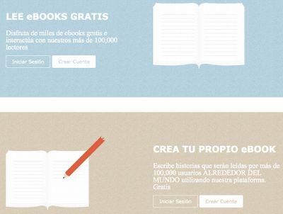 AYUDA PARA MAESTROS: Storypop - App para que podamos escribir y leer libros