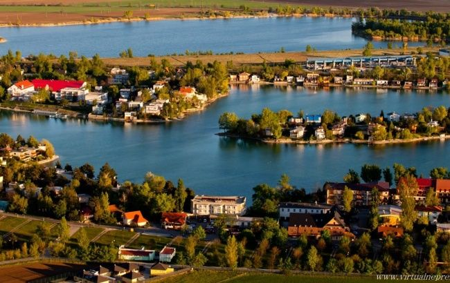 Slnečné jazerá | Jazero, vodná plocha | Senec | Bratislavský kraj | Najkrajšie miesta na Slovensku