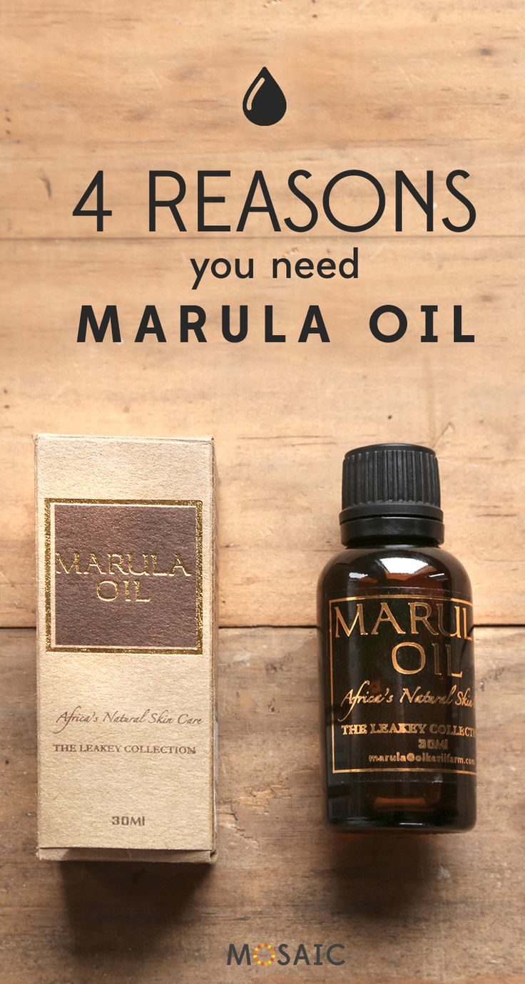 Marula Oil: The African Skin Care Secret That You Need to Add to Your Routine. 100% Pure, Natural & Fair Trade