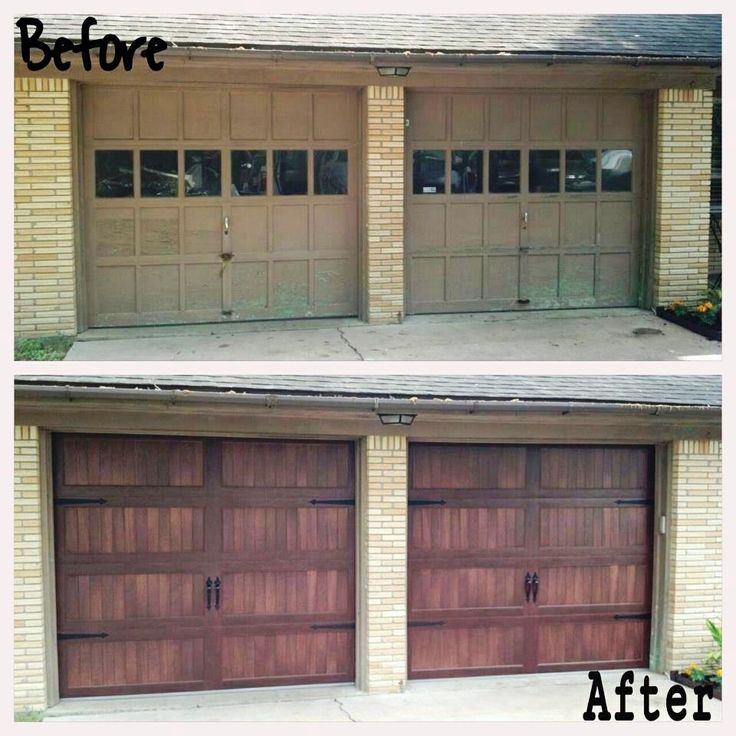 9 Best Before After What A Difference A Door Makes Images On