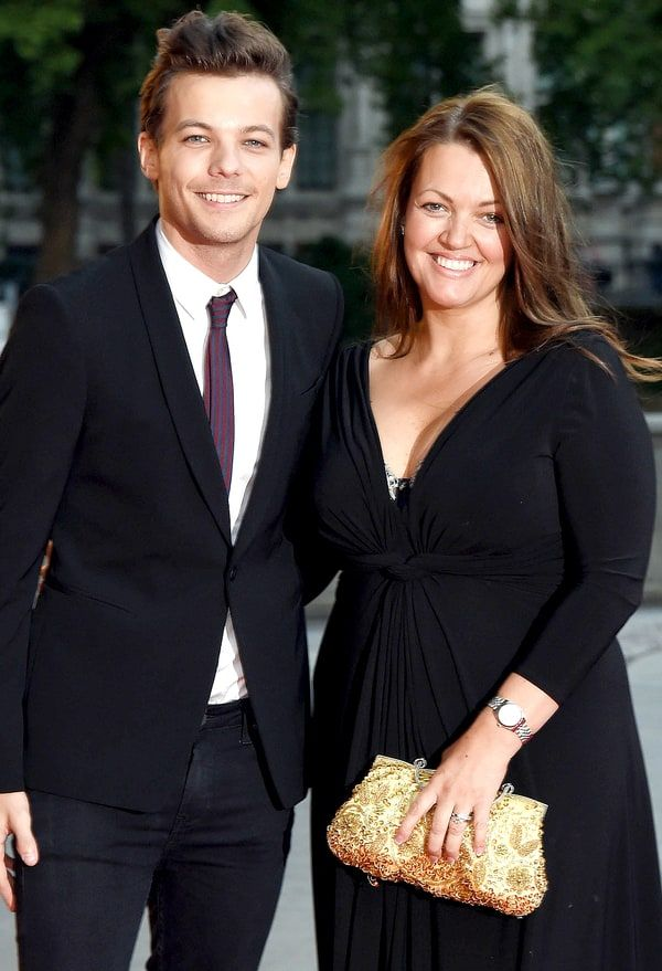 Louis Tomlinson's mom, Johannah Deakin, has died at age 42 after a battle with leukemia — read the family statement