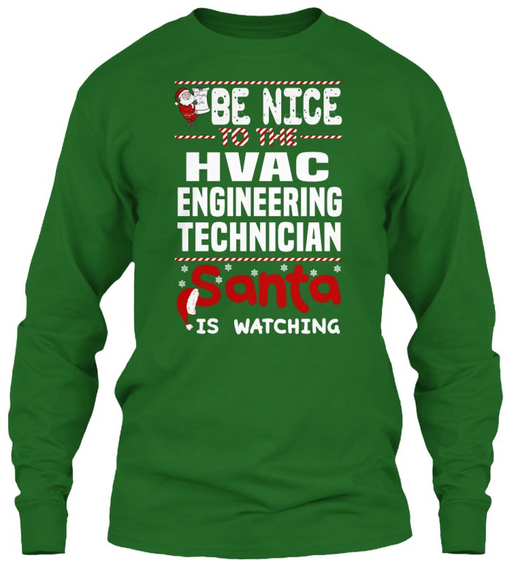 Be Nice To The HVAC Engineering Technician Santa Is Watching.   Ugly Sweater  HVAC Engineering Technician Xmas T-Shirts. If You Proud Your Job, This Shirt Makes A Great Gift For You And Your Family On Christmas.  Ugly Sweater  HVAC Engineering Technician, Xmas  HVAC Engineering Technician Shirts,  HVAC Engineering Technician Xmas T Shirts,  HVAC Engineering Technician Job Shirts,  HVAC Engineering Technician Tees,  HVAC Engineering Technician Hoodies,  HVAC Engineering Technician Ugly…